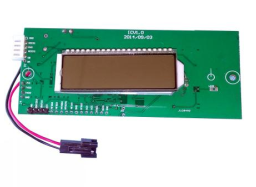 带LCD的470MHz无线模块